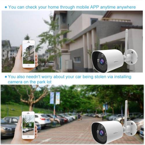 EasyN HD 1080P 2MP Wireless Wifi IP CameraSmart Device &amp; Safety<br>EasyN HD 1080P 2MP Wireless Wifi IP Camera<br>