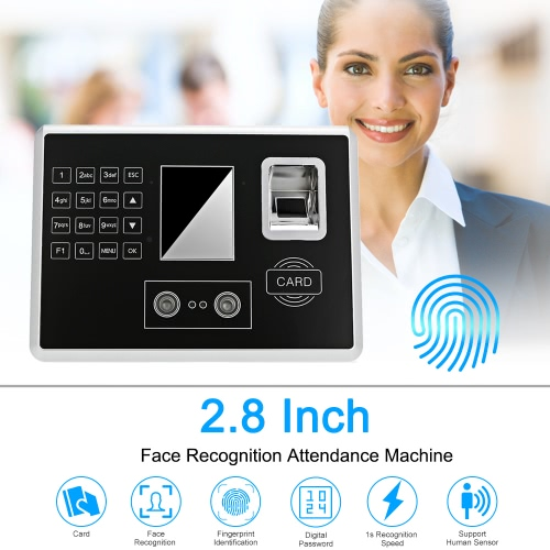 DANMINI  2.8 TFT LCD Display + Fingerprint Attendance Control SystemSmart Device &amp; Safety<br>DANMINI  2.8 TFT LCD Display + Fingerprint Attendance Control System<br>