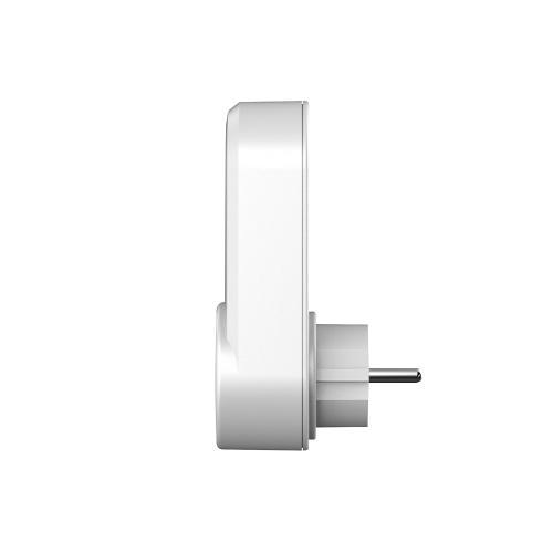 WIFI Smart Plug Fonction de synchronisation de commande à distance Prise murale intelligente
