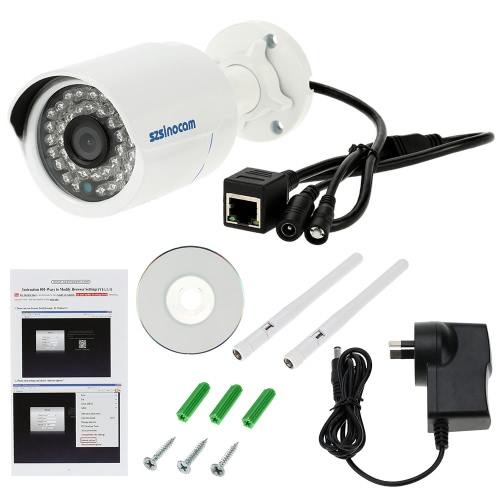 szsinocam Full HD 2.0MP Megapixels 1080P 2.4G/5.8G Wireless Wifi Camera CCTV Surveillance Security P2P Network IP Cloud Indoor OutSmart Device &amp; Safety<br>szsinocam Full HD 2.0MP Megapixels 1080P 2.4G/5.8G Wireless Wifi Camera CCTV Surveillance Security P2P Network IP Cloud Indoor Out<br>