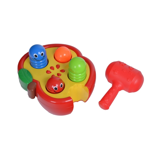 GOODWAY DOVE DF6938 Happy Apple Whack a Mole Play Percussion Toys Preschool Toddler ToyToys &amp; Hobbies<br>GOODWAY DOVE DF6938 Happy Apple Whack a Mole Play Percussion Toys Preschool Toddler Toy<br>
