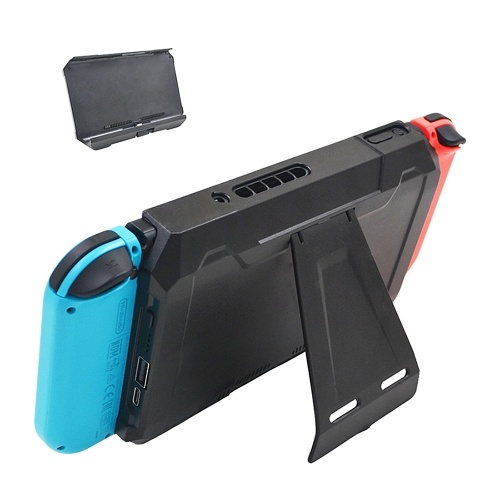 2 in 1 Battery Case Pack 10000mAh Portable Backup Power Bank for Nintendo Switch