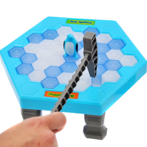 Family Interactive Table Puzzle Game Ice Breaking Save the Penguin Activate Funny Entertainment ToyToys &amp; Hobbies<br>Family Interactive Table Puzzle Game Ice Breaking Save the Penguin Activate Funny Entertainment Toy<br>