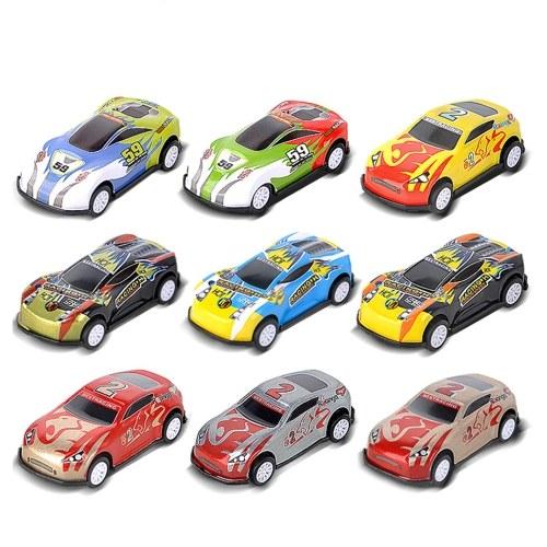 Mini Pull Back Car Model Alloy Simulation Tin Cars