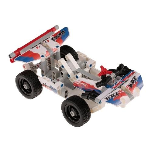168個DIYレーシングスポーツカーモデルビルトイ