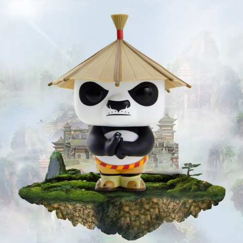 FUNKO POP Movie Kung Fu Panda Action Figure Vinyl Model Collection - Po with a HatToys &amp; Hobbies<br>FUNKO POP Movie Kung Fu Panda Action Figure Vinyl Model Collection - Po with a Hat<br>