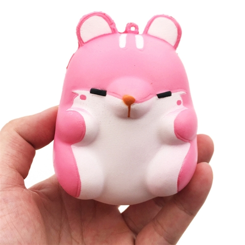 1Pcs Cute Kawaii Soft Squishy Squeeze Colorful Simulation Hamster Toy Slow Rising for Relieves Stress Anxiety Home DecorationToys &amp; Hobbies<br>1Pcs Cute Kawaii Soft Squishy Squeeze Colorful Simulation Hamster Toy Slow Rising for Relieves Stress Anxiety Home Decoration<br>