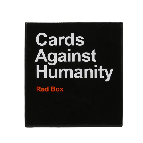 Cards Against Humanity Party Game Play Cards for Horrible Play-Red BoxToys &amp; Hobbies<br>Cards Against Humanity Party Game Play Cards for Horrible Play-Red Box<br>