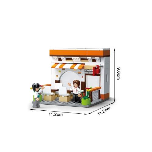 Sluban M38-B0567 134pcs Restaurant Town Series Building Block Construction Toy for KidsToys &amp; Hobbies<br>Sluban M38-B0567 134pcs Restaurant Town Series Building Block Construction Toy for Kids<br>