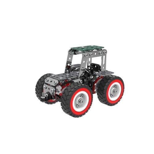 241Pcsインテリジェントな構成の2インチ1セットの3Dステンレス鋼モデルキットDIYギフトモデルビルディング教育おもちゃ