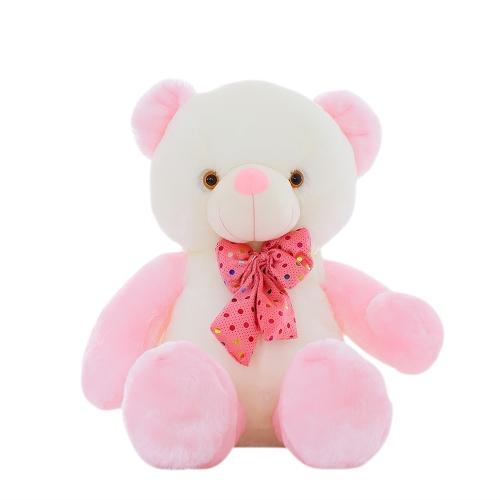 50 * 35 * 18cm Colorful LED Flash Light Luminous Bear Soft Plush Doll  - Style 1 Only LED LightToys &amp; Hobbies<br>50 * 35 * 18cm Colorful LED Flash Light Luminous Bear Soft Plush Doll  - Style 1 Only LED Light<br>