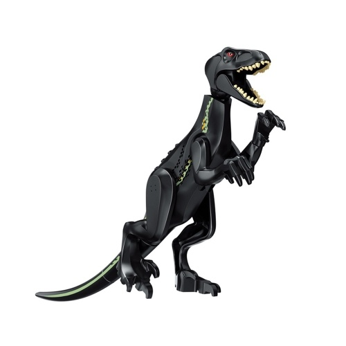 Юрский мир Brutal Raptor Обучающие игрушки для головоломок