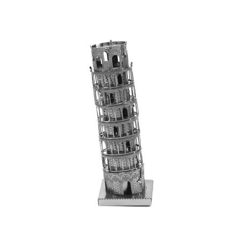 3D Puzzles - Tower of Pisa - 3D Metal Model - DIY Jigsaw Model Building Educational ToysToys &amp; Hobbies<br>3D Puzzles - Tower of Pisa - 3D Metal Model - DIY Jigsaw Model Building Educational Toys<br>