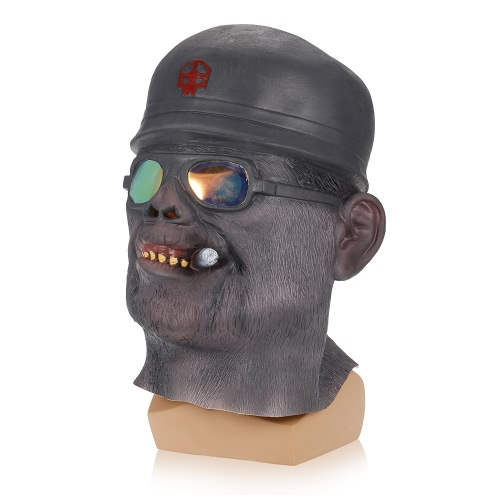 Crying Face Mask Horror Ghost Headgear Monster for Halloween Party Decoration Backroom Film PropsToys &amp; Hobbies<br>Crying Face Mask Horror Ghost Headgear Monster for Halloween Party Decoration Backroom Film Props<br>
