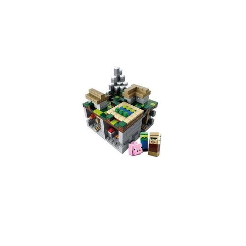 121105 Minecraft 466pcs DIY Building Blocks Kit My World Bricks Self-assembled Toys for Kids Children Festival GiftToys &amp; Hobbies<br>121105 Minecraft 466pcs DIY Building Blocks Kit My World Bricks Self-assembled Toys for Kids Children Festival Gift<br>