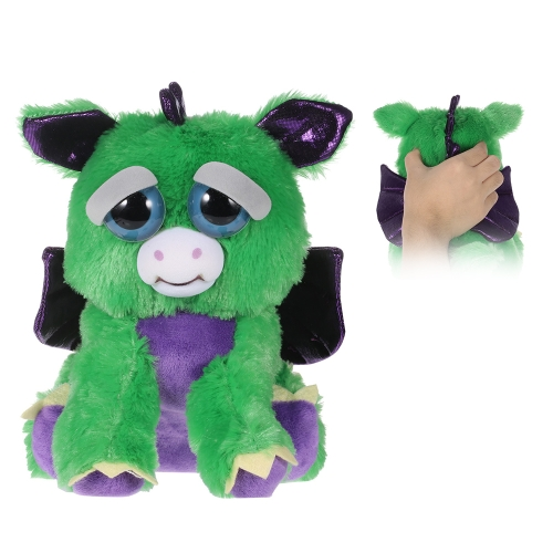 Feisty Pets Ferdinand Flamefart Adorable Plush Stuffed Dragon Turns Feisty with a SqueezeToys &amp; Hobbies<br>Feisty Pets Ferdinand Flamefart Adorable Plush Stuffed Dragon Turns Feisty with a Squeeze<br>