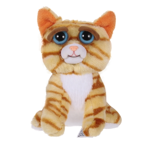 Feisty Pets Mini Cat Princess Pottymouth Keychains Adorable Plush Stuffed Toy Turns Feisty with a SqueezeToys &amp; Hobbies<br>Feisty Pets Mini Cat Princess Pottymouth Keychains Adorable Plush Stuffed Toy Turns Feisty with a Squeeze<br>