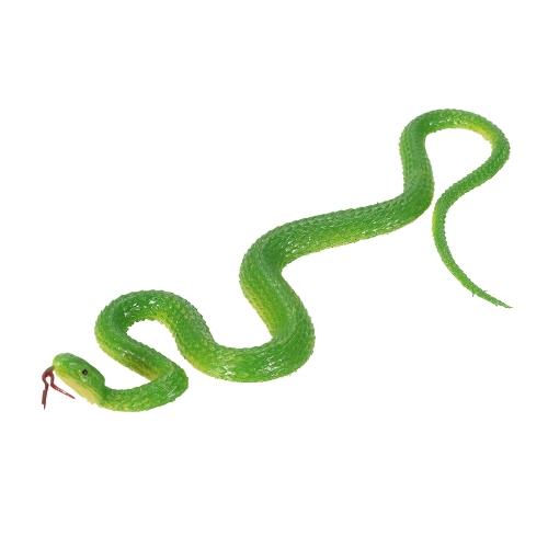 Simulation Black Rubber Snake Fake Snake Garden Props Tricky Funny ToyToys &amp; Hobbies<br>Simulation Black Rubber Snake Fake Snake Garden Props Tricky Funny Toy<br>