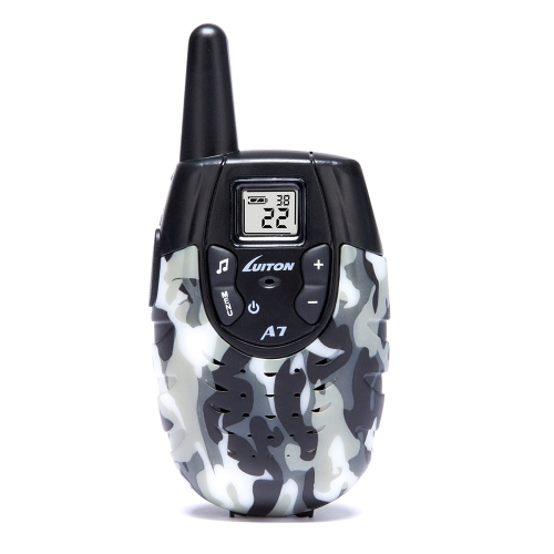 Edition 2pcs Luiton A7 Wireless Radio Intercom Electronic Walkie-talkies Interphone Educational Toy Gift for Kids Parent-child IntToys &amp; Hobbies<br>Edition 2pcs Luiton A7 Wireless Radio Intercom Electronic Walkie-talkies Interphone Educational Toy Gift for Kids Parent-child Int<br>