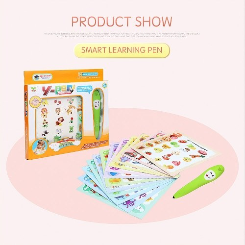 Smart Logic Learning Pen w / Card Story Animal