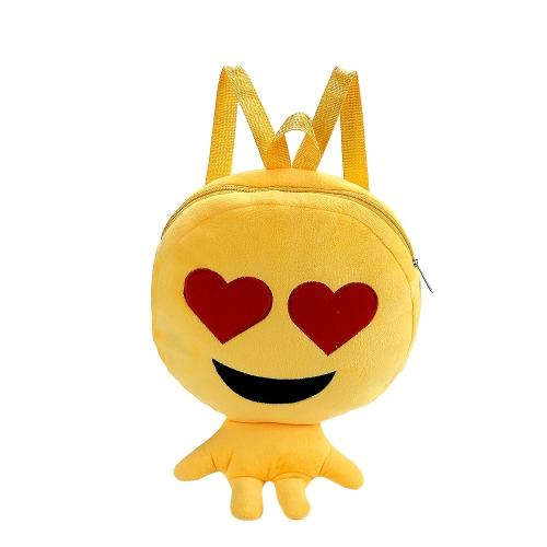 Charming Cute Kids Emoji Emoticon Shoulder Bag Funny Backpack School Child Bag Plush Toy Satchel Rucksack Schoolbag Girls Boys GifToys &amp; Hobbies<br>Charming Cute Kids Emoji Emoticon Shoulder Bag Funny Backpack School Child Bag Plush Toy Satchel Rucksack Schoolbag Girls Boys Gif<br>