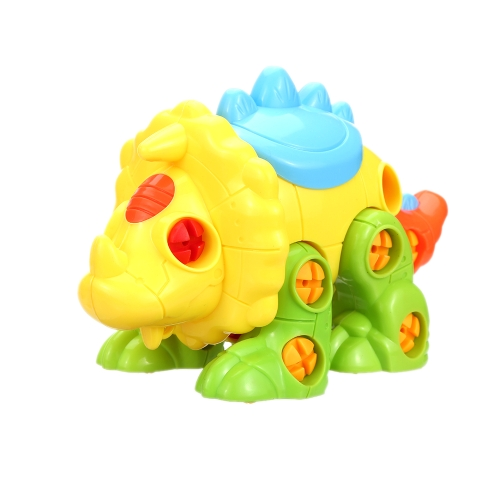 Baby Kids Animal Puzzle Educational Toys Children Disassembly Assembly Cartoon Plastic Assembled Design Toy Gift Style 1Toys &amp; Hobbies<br>Baby Kids Animal Puzzle Educational Toys Children Disassembly Assembly Cartoon Plastic Assembled Design Toy Gift Style 1<br>