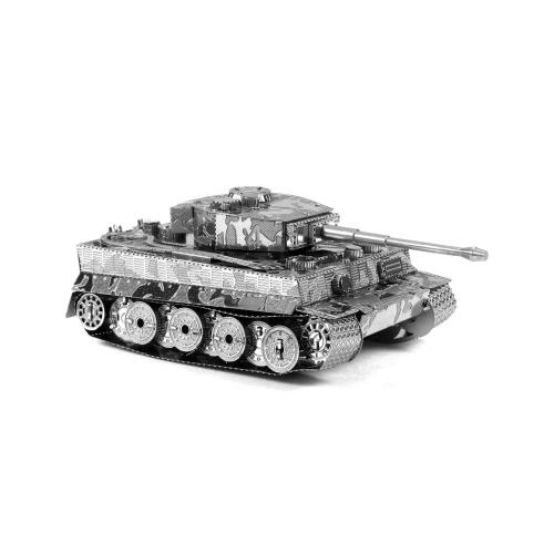 3D Puzzles Tiger Tank - 3D Metal Model Kit - DIY Model Animal Educational ToysToys &amp; Hobbies<br>3D Puzzles Tiger Tank - 3D Metal Model Kit - DIY Model Animal Educational Toys<br>