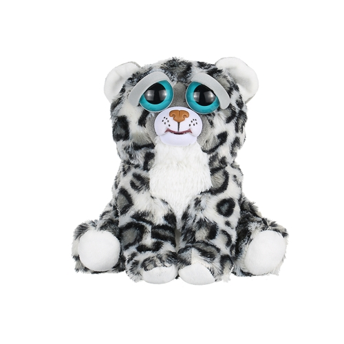 Feisty Pets Lethal Lena Feisty Films Adorable Plush Stuffed Toy Polar Snow Leopard Turns Feisty with a SqueezeToys &amp; Hobbies<br>Feisty Pets Lethal Lena Feisty Films Adorable Plush Stuffed Toy Polar Snow Leopard Turns Feisty with a Squeeze<br>
