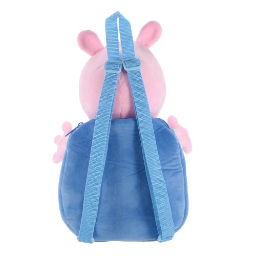 Original Brand Peppa Pig 44cm Brother George Kids Bag Backpack Stuffed Plush Toy Family Party Christmas New Year GiftToys &amp; Hobbies<br>Original Brand Peppa Pig 44cm Brother George Kids Bag Backpack Stuffed Plush Toy Family Party Christmas New Year Gift<br>