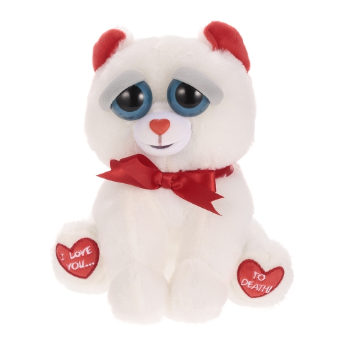Feisty Pets Bear Taylor Truelove Feisty Films Adorable Plush Stuffed Toy Grins from Ear to Ear - Valentines Gift VersionToys &amp; Hobbies<br>Feisty Pets Bear Taylor Truelove Feisty Films Adorable Plush Stuffed Toy Grins from Ear to Ear - Valentines Gift Version<br>