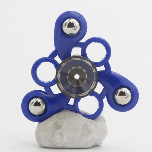 Fidget Hand Tri Toy Anti-Anxiety Spins Ultra Fast Durable Portable Spinner for Killing Time Relieves Stress ADHD Fidgety AutismToys &amp; Hobbies<br>Fidget Hand Tri Toy Anti-Anxiety Spins Ultra Fast Durable Portable Spinner for Killing Time Relieves Stress ADHD Fidgety Autism<br>