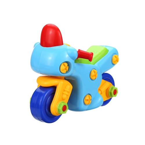 Simpim Pop Gift Kids Child Baby Boy Funny Disassembly Assembly Classic Car Toy Motorcycle with Wrench Screwdriver Plastic Style 1Toys &amp; Hobbies<br>Simpim Pop Gift Kids Child Baby Boy Funny Disassembly Assembly Classic Car Toy Motorcycle with Wrench Screwdriver Plastic Style 1<br>