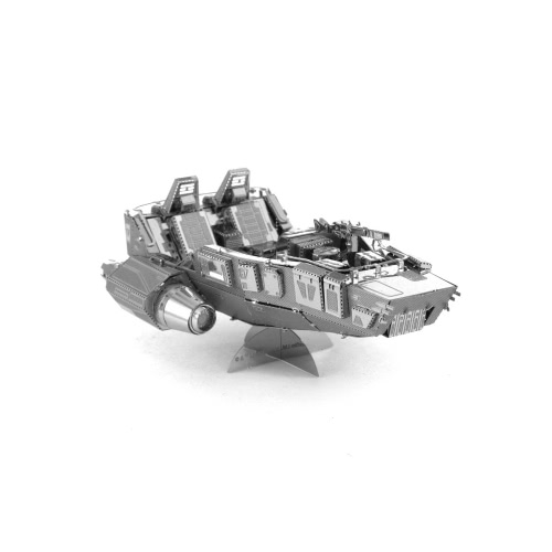 3D Puzzles First Order Snowmobile - 3D Metal Model Kit - DIY Model Animal Educational ToysToys &amp; Hobbies<br>3D Puzzles First Order Snowmobile - 3D Metal Model Kit - DIY Model Animal Educational Toys<br>