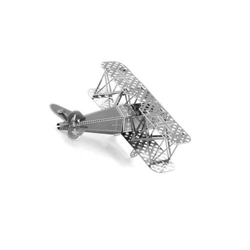 3D Puzzles FOKKER D-VII Fighter - 3D Metal Model Kit - DIY Model Animal Educational ToysToys &amp; Hobbies<br>3D Puzzles FOKKER D-VII Fighter - 3D Metal Model Kit - DIY Model Animal Educational Toys<br>