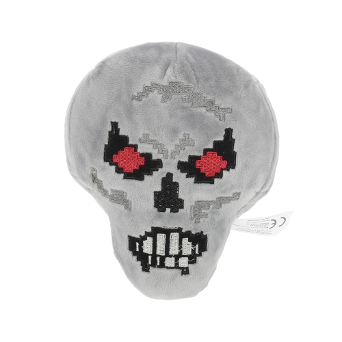 Minecraft Skeleton with Red Eyes Plush Stuffed Toy Best Gift for Child and CollectorsToys &amp; Hobbies<br>Minecraft Skeleton with Red Eyes Plush Stuffed Toy Best Gift for Child and Collectors<br>