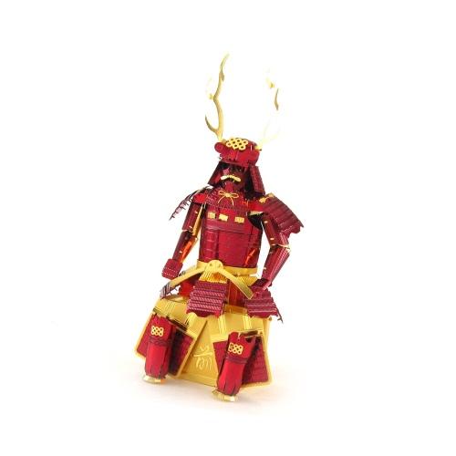 3D Puzzles Sanada Yukimura Golden - 3D Metal Model Kit - DIY Model Animal Educational ToysToys &amp; Hobbies<br>3D Puzzles Sanada Yukimura Golden - 3D Metal Model Kit - DIY Model Animal Educational Toys<br>