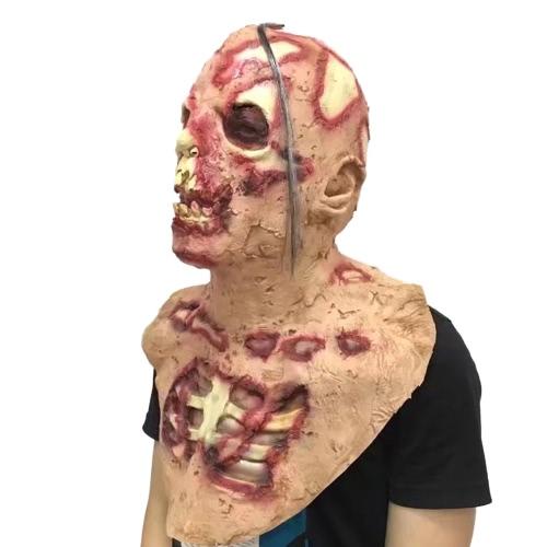 Devil Biochemical Monster Mask Scary Skull Zombie Monster HeadgearToys &amp; Hobbies<br>Devil Biochemical Monster Mask Scary Skull Zombie Monster Headgear<br>