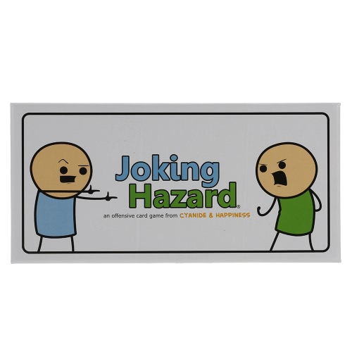 Joking Hazard Offensive Card Game Party Play CardsToys &amp; Hobbies<br>Joking Hazard Offensive Card Game Party Play Cards<br>