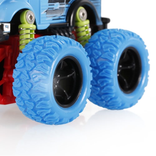 1:34 Inertia Car Toy Off-Road Car 4WD Alloy Big Wheels Shock Resistant Inertia Vehicle Colorful Friction Powered Car ToyToys &amp; Hobbies<br>1:34 Inertia Car Toy Off-Road Car 4WD Alloy Big Wheels Shock Resistant Inertia Vehicle Colorful Friction Powered Car Toy<br>