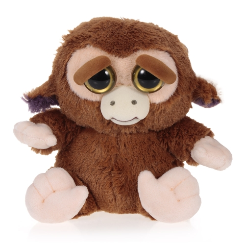 Feisty Pets Grandmaster Funk Adorable Plush Stuffed Monkey Turns Feisty with a SqueezeToys &amp; Hobbies<br>Feisty Pets Grandmaster Funk Adorable Plush Stuffed Monkey Turns Feisty with a Squeeze<br>