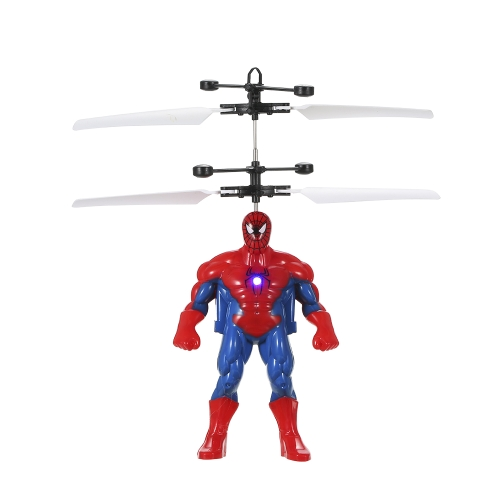 Cool Flying Cartoon Figure based Electric Ball Helicopter Infrared Induction Toy Drone Lamp Children Toys Style 1Toys &amp; Hobbies<br>Cool Flying Cartoon Figure based Electric Ball Helicopter Infrared Induction Toy Drone Lamp Children Toys Style 1<br>