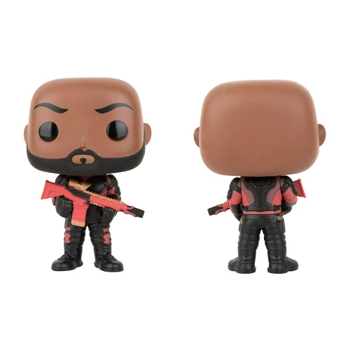 FUNKO POP Movie Suicide Squad Action Figure Vinyl Model Collection - Deadshot UnmaskedToys &amp; Hobbies<br>FUNKO POP Movie Suicide Squad Action Figure Vinyl Model Collection - Deadshot Unmasked<br>