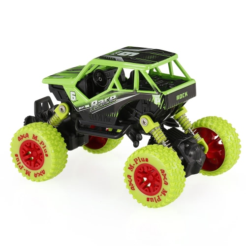 Classic Pull Back Car 1/32 Alloy 4WD Big Wheels Shock Resistant Off Road Climbing Car Pull Back Vehicle Toy TruckToys &amp; Hobbies<br>Classic Pull Back Car 1/32 Alloy 4WD Big Wheels Shock Resistant Off Road Climbing Car Pull Back Vehicle Toy Truck<br>