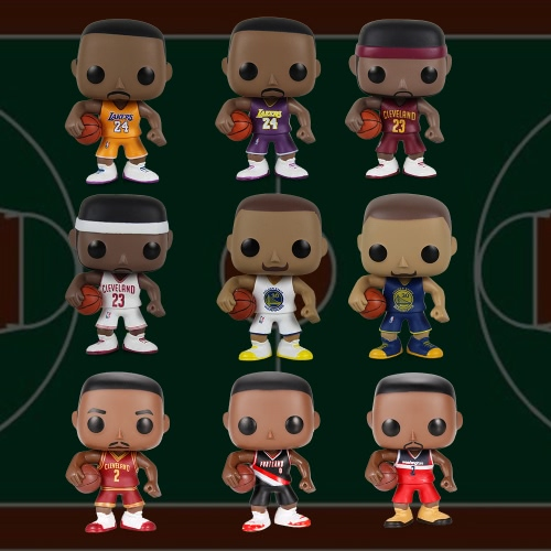 Sports Star Action Figure Super Basketball Star Figure Collectible Vinyl FigureToys &amp; Hobbies<br>Sports Star Action Figure Super Basketball Star Figure Collectible Vinyl Figure<br>