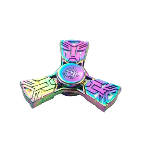 New Style Rainbow Fidget Toys Anti-Anxiety Spinner 360° Tri Triangle Focusing EDC Focus Toy for Kids Adults Stress Reducer RelieveToys &amp; Hobbies<br>New Style Rainbow Fidget Toys Anti-Anxiety Spinner 360° Tri Triangle Focusing EDC Focus Toy for Kids Adults Stress Reducer Relieve<br>