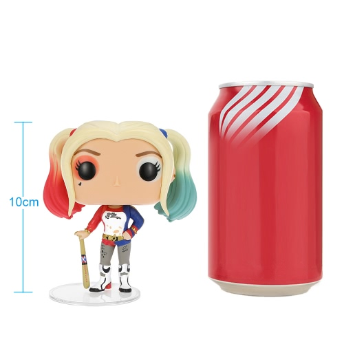 FUNKO POP Movie Suicide Squad Action Figure Vinyl Model Collection - Harley QuinnToys &amp; Hobbies<br>FUNKO POP Movie Suicide Squad Action Figure Vinyl Model Collection - Harley Quinn<br>