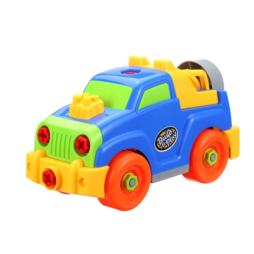 Baby Kids Puzzle Educational Toys Children Disassembly Assembly Cartoon Car Gift Excavating Machinery Toy Great for Fun Playing StToys &amp; Hobbies<br>Baby Kids Puzzle Educational Toys Children Disassembly Assembly Cartoon Car Gift Excavating Machinery Toy Great for Fun Playing St<br>