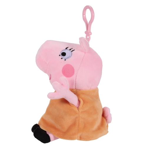 Original Brand Peppa Pig 19cm Mom Bag Pendant Keychain Stuffed Plush Toy Family Party Christmas New Year Gift for KidsToys &amp; Hobbies<br>Original Brand Peppa Pig 19cm Mom Bag Pendant Keychain Stuffed Plush Toy Family Party Christmas New Year Gift for Kids<br>
