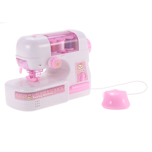 Electric Sewing Machine Toy Kids Pretend Play Sewing Toy for KidsToys &amp; Hobbies<br>Electric Sewing Machine Toy Kids Pretend Play Sewing Toy for Kids<br>