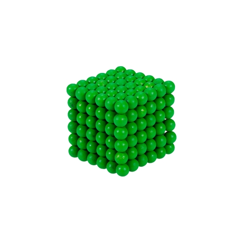 216Pcs 5mm Magnetic Balls Puzzle with Luminous Effect Magic Iron Puzzle Cube Intelligence Development and Stress Relief Toy